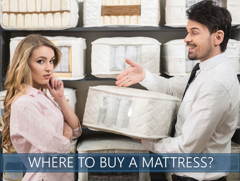 Purchase a mattress online - Strong Article