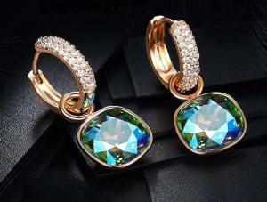 Why everyone loves Gemstone earrings